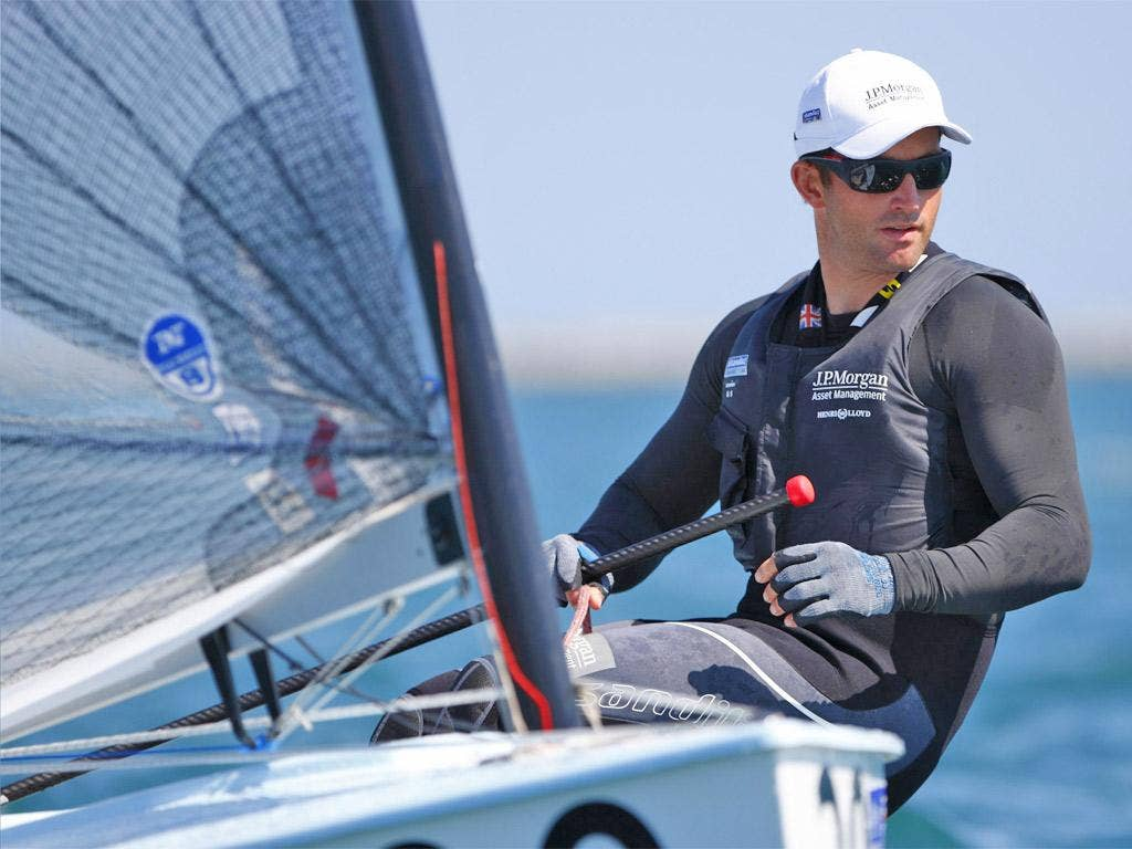 Ben Ainslie aims for his fourth gold