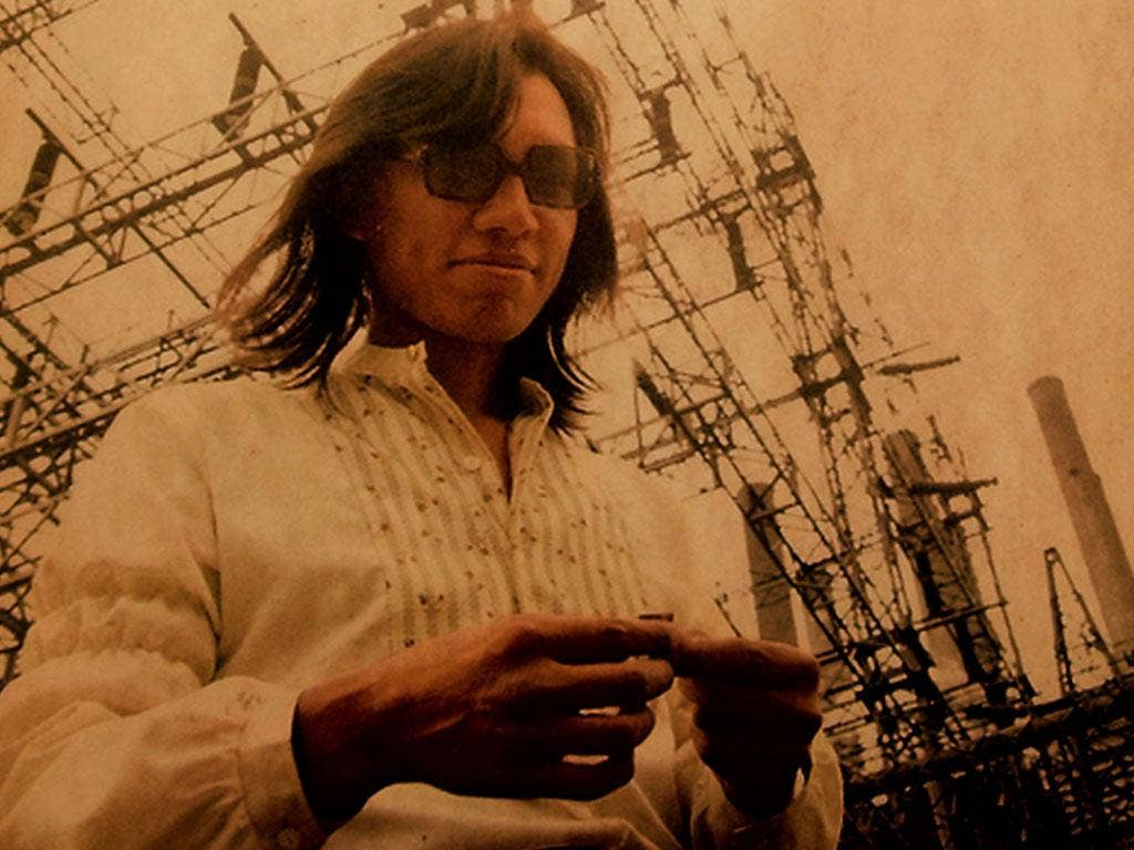 Shady guy: Sixto Rodriguez is the subject of 'Searching for Sugar Man'