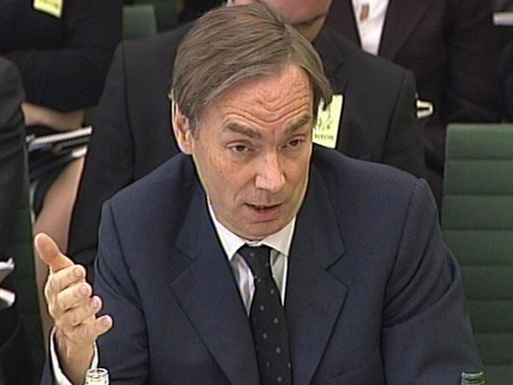 Sam Laidlaw, the chief executive of Centrica