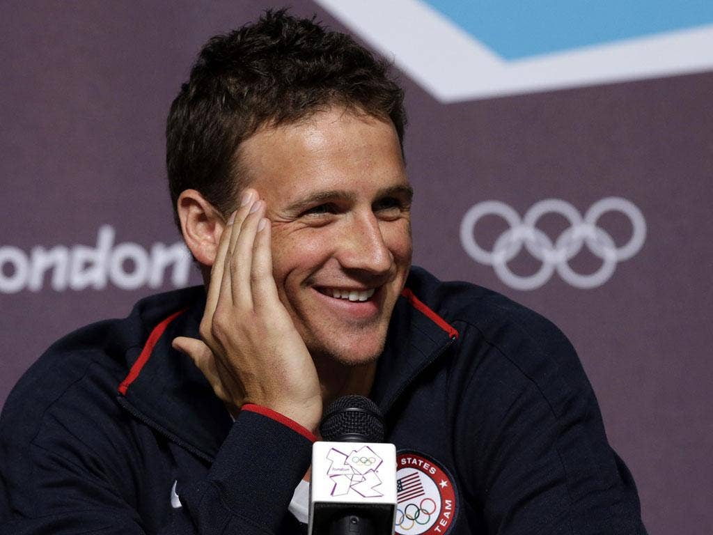 Ryan Lochte: Says he is in 'way better shape' than when he competed against Phelps in Beijing