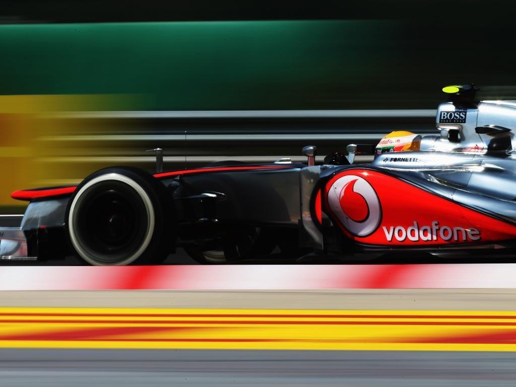 Lewis Hamilton will start on pole
