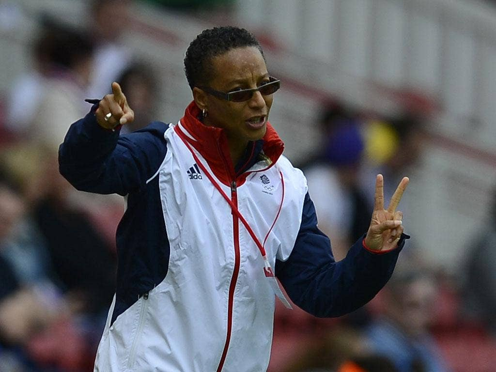 Hope Powell's side are not expected to face many problems against Canada tonight