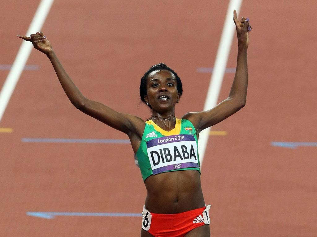 Tirunesh Dibaba is unbeaten at any distance since 2009