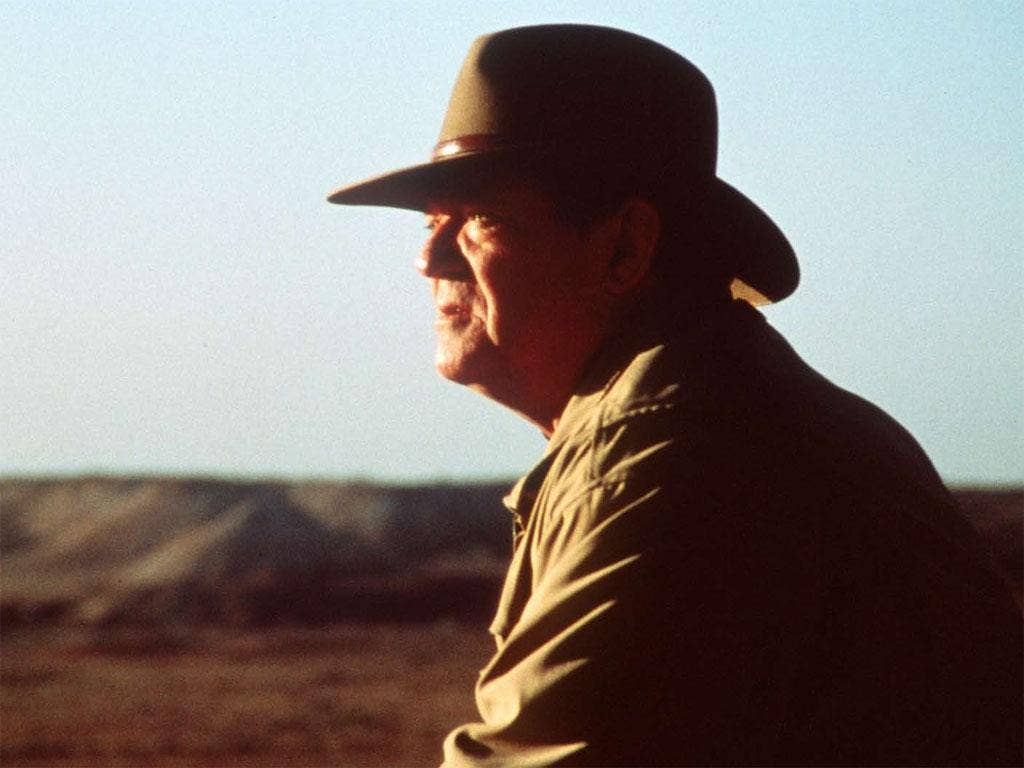 To the art of the matter: the late Robert Hughes