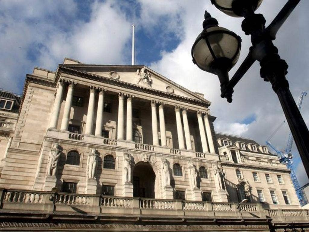 The Governor of the Bank of England has decided an interest rate cut would be 'counterproductive'