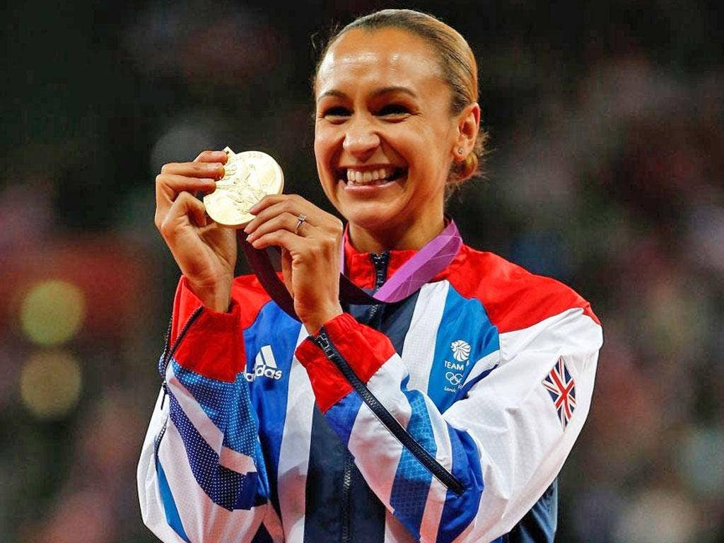 In athletics, Jessica Ennis brought a marked improvement on Beijing
