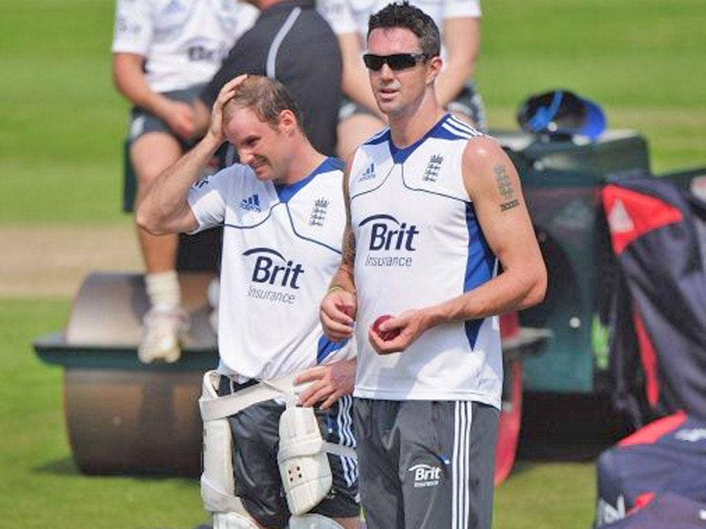 Kevin Pietersen has left Andrew Strauss with plenty of head-scratching to do