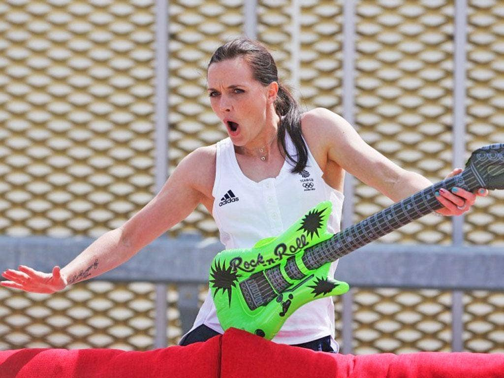 1,430. Victoria Pendleton and other stars of Team GB let their hair down in a video posted on YouTube which saw them miming to Queen's 'Don't Stop me Now'