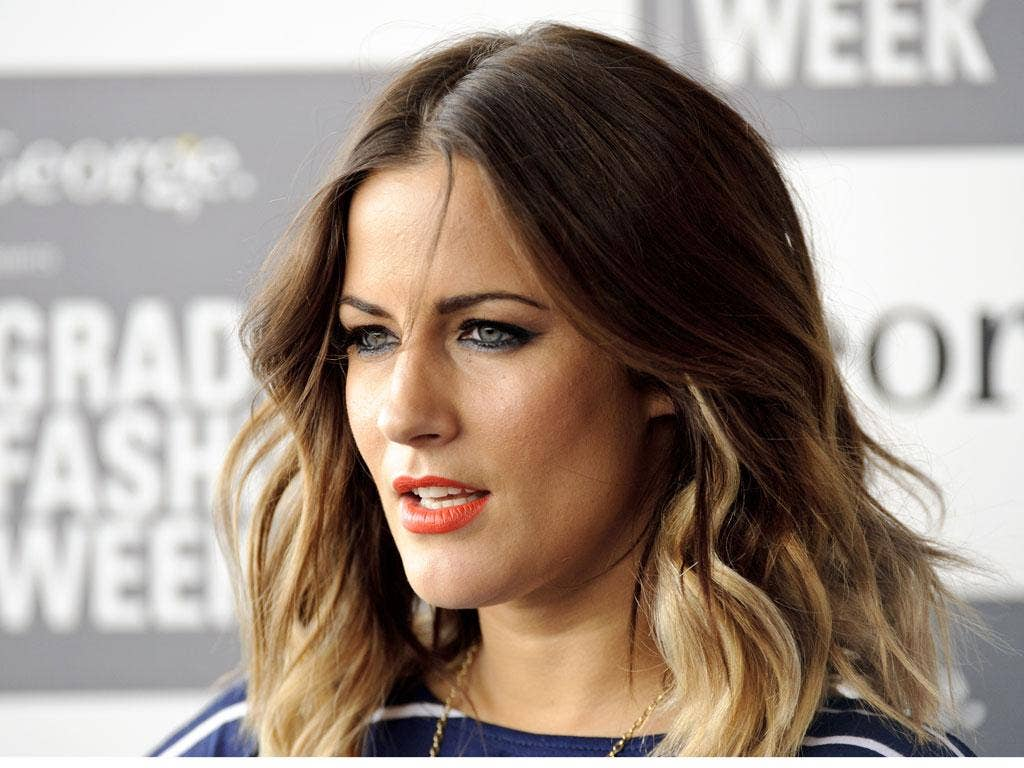 Caroline Flack will be showing off her dance moves on Strictly Come Dancing