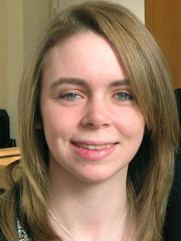 Laura Greig has struggled to find full-time employment