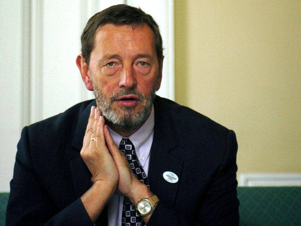 David Blunkett: 'We can afford it because otherwise, down the road, the cost of caring for dementia will be enormous'
