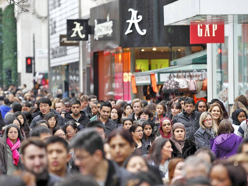 Before restrictions were temporarily lifted for the Olympics, the law restricted the major shops in England and Wales to six hours' trade on a Sunday