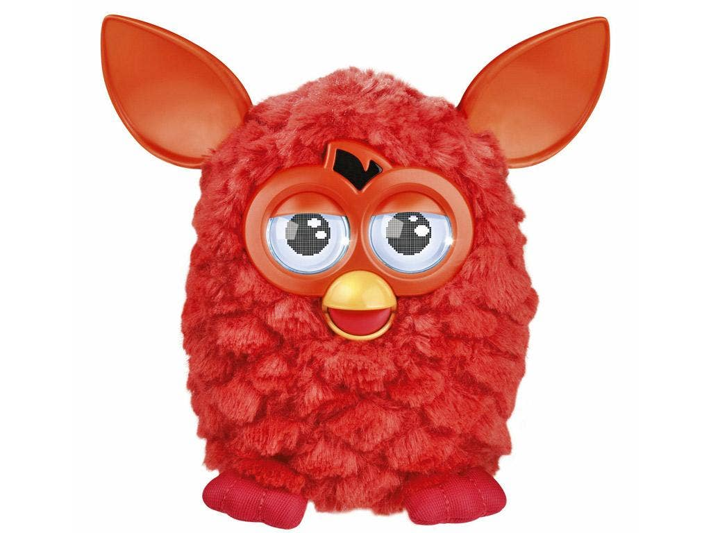 Furbys passed for interactive in the days of Cool Britannia