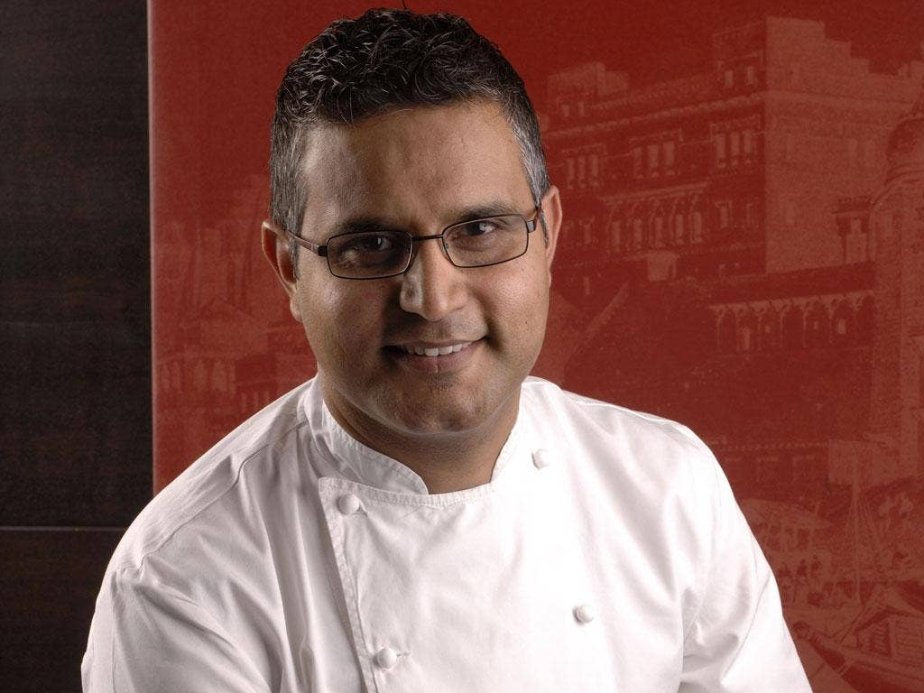 Atul Kochhar, author and owner of Benares restaurant: 'I love cheap cheese slices, but I wouldn't feed them to my family'