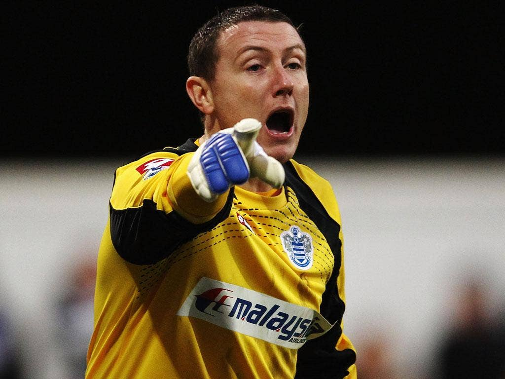 Paddy Kenny left QPR for Leeds United during the close season