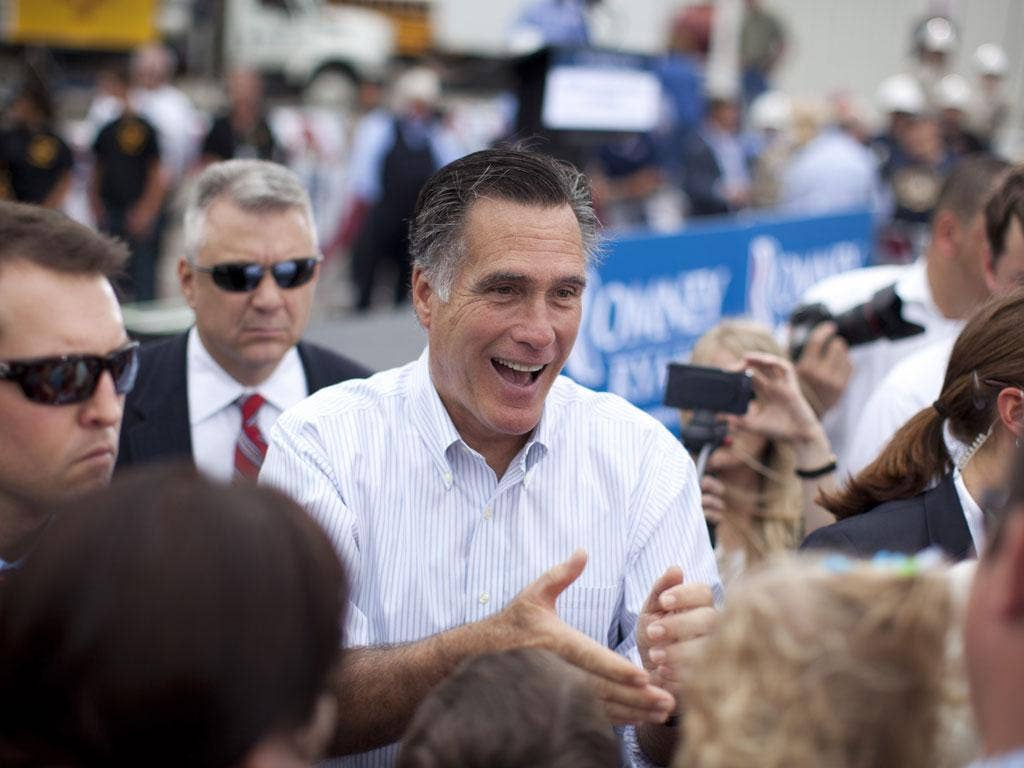Mitt Romney has tried to distance himself from Todd Akin