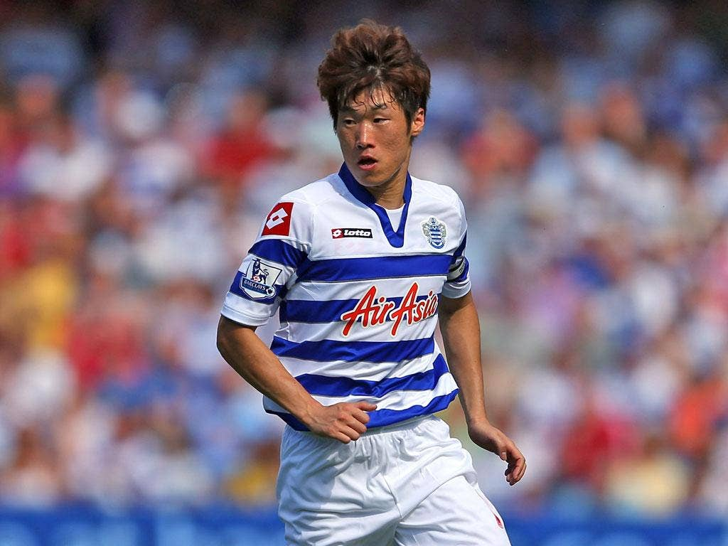 Park Ji-sung (pictured), Junior Hoillet and Rob Green have all come in but they could not save QPR from losing 5-0 to Swansea City