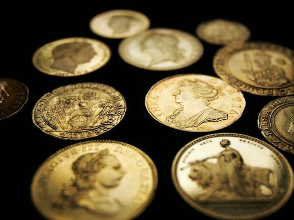Gold coins are still a safe haven, but they are unlikely to offer great returns at present