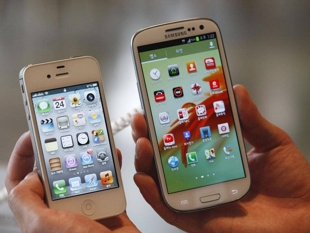 Clone wars: Samsung's Galaxy infringed Apple's patent and design