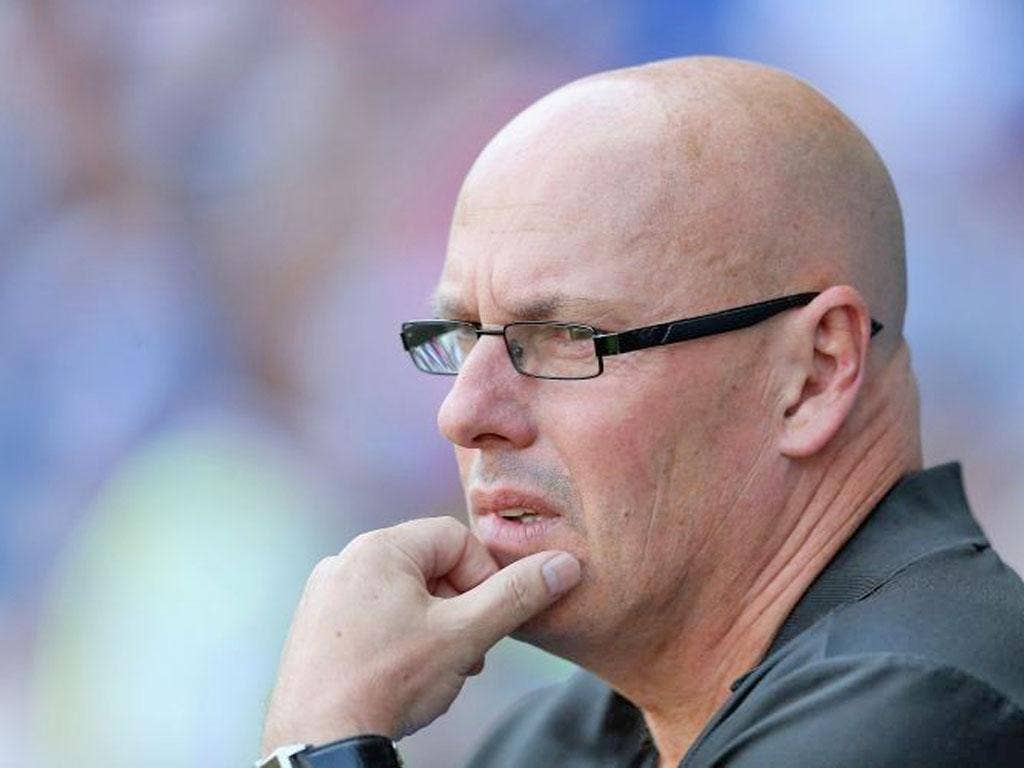 Brian McDermott backed the decision to postpone the match