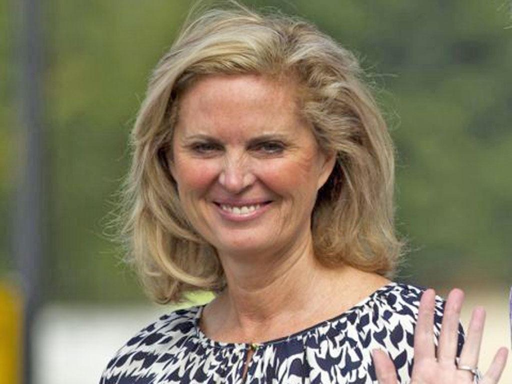 Ann Romney will be speaking on Thursday