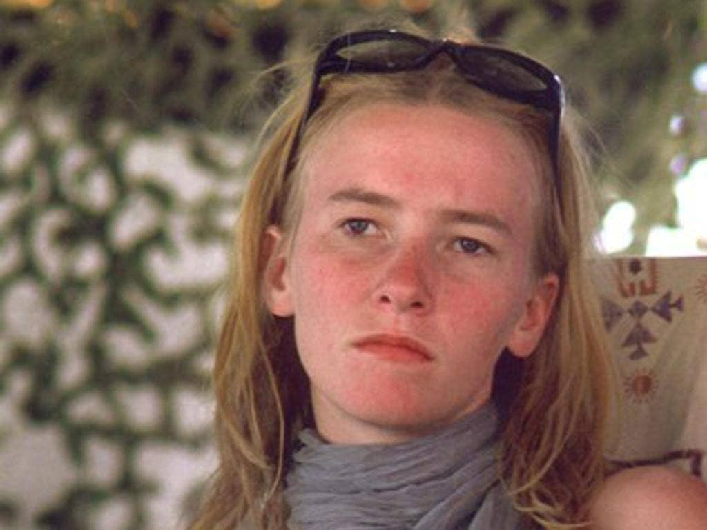 Rachel Corrie was crushed to death in 2003 by an Israeli army bulldozer as she tried to block its path in the Gaza Strip
