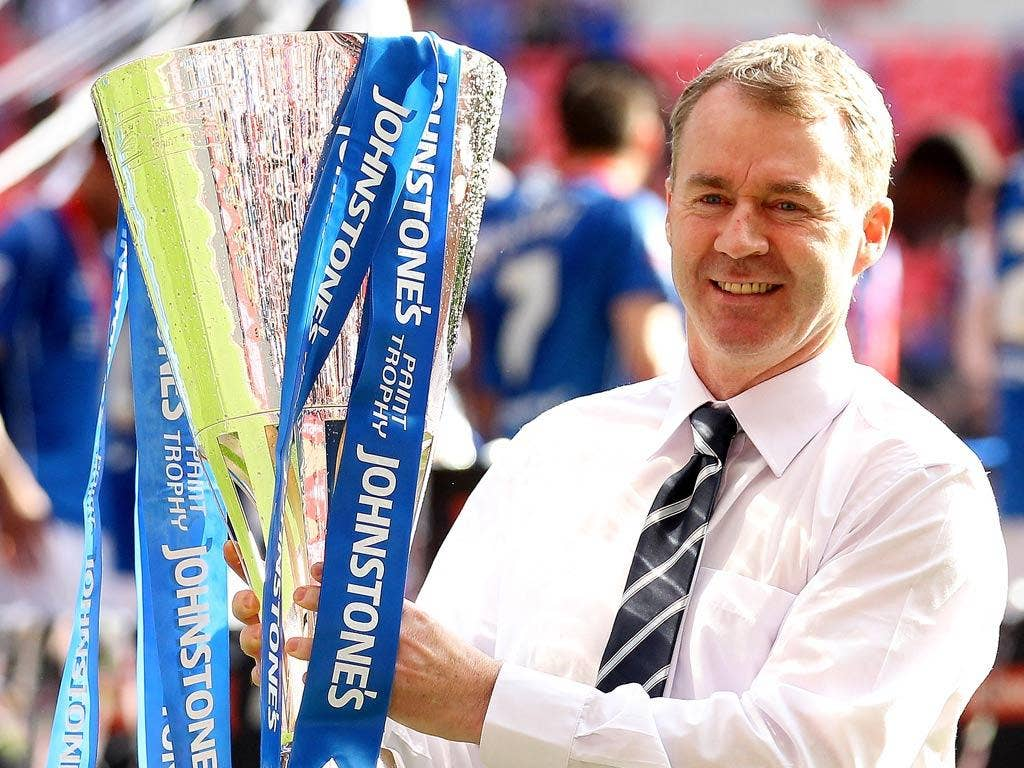 <b>August 28 - John Sheridan (Chesterfield) </b><br/> The 2011/12 season was a mixed one for John Sheridan in which relegation from League One was coupled with a Johnstone's Paint Trophy triumph at Wembley. He was retained for the current campaign, but no