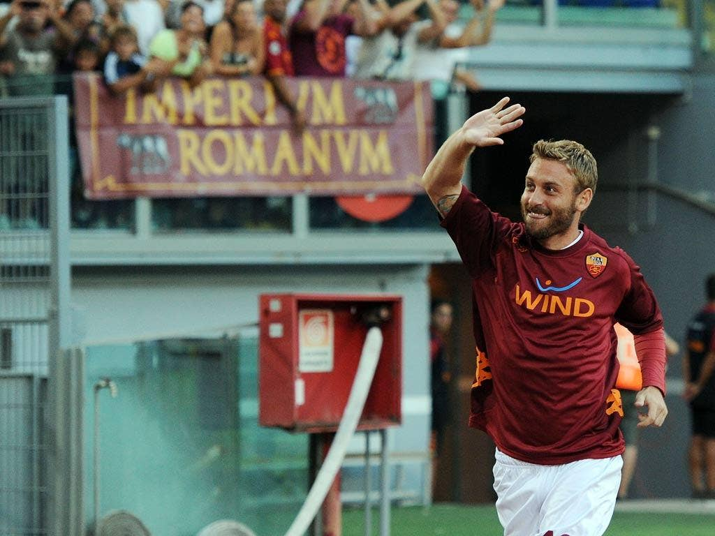 <b>In the mix </b><br/> It now looks near impossible that Manchester City will sign <b>Daniele De Rossi</b> from Roma, despite being linked with the central midfielder for most of the summer. The Italian called a press conference last week to say he would