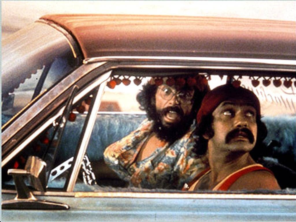 The perils of dope: Cheech and Chong