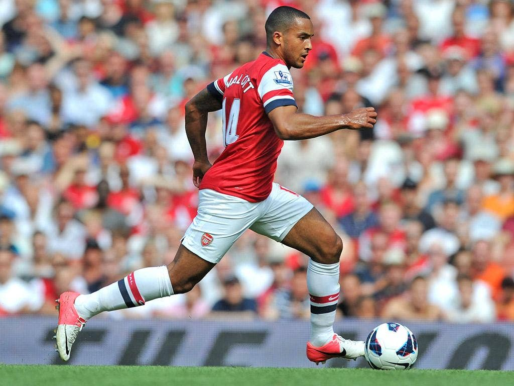 Theo Walcott joined Arsenal from Southampton in 2006