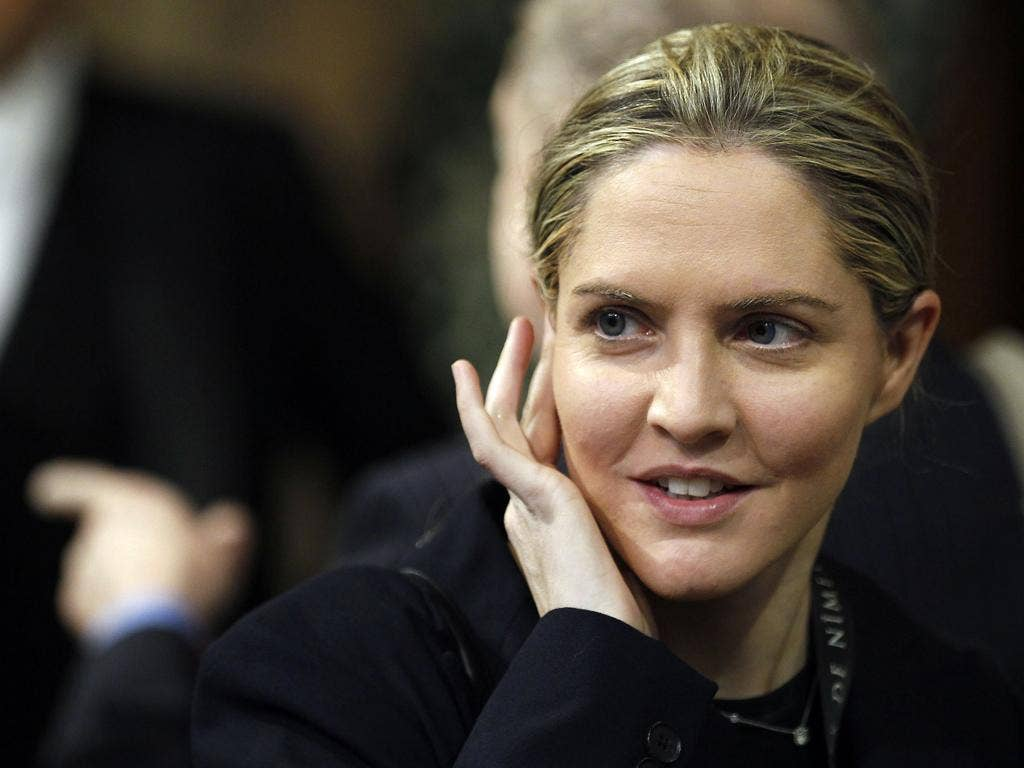 Louise Mensch decided to stand down to move to New York with her family