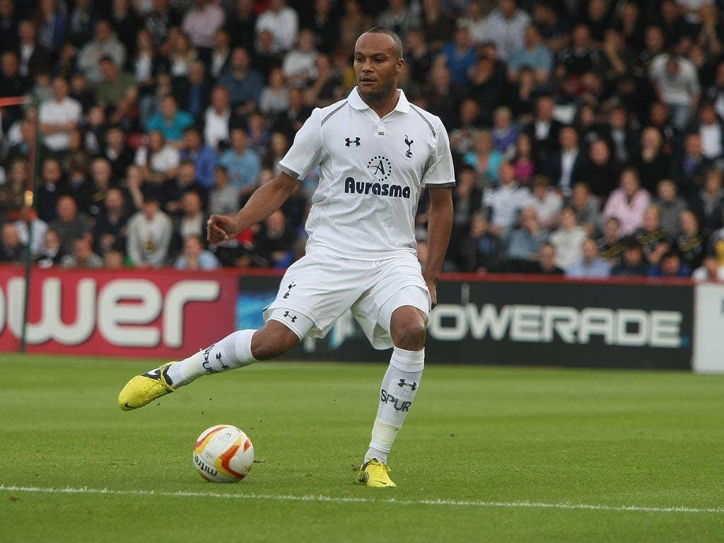 Tottenham defender Younes Kaboul
