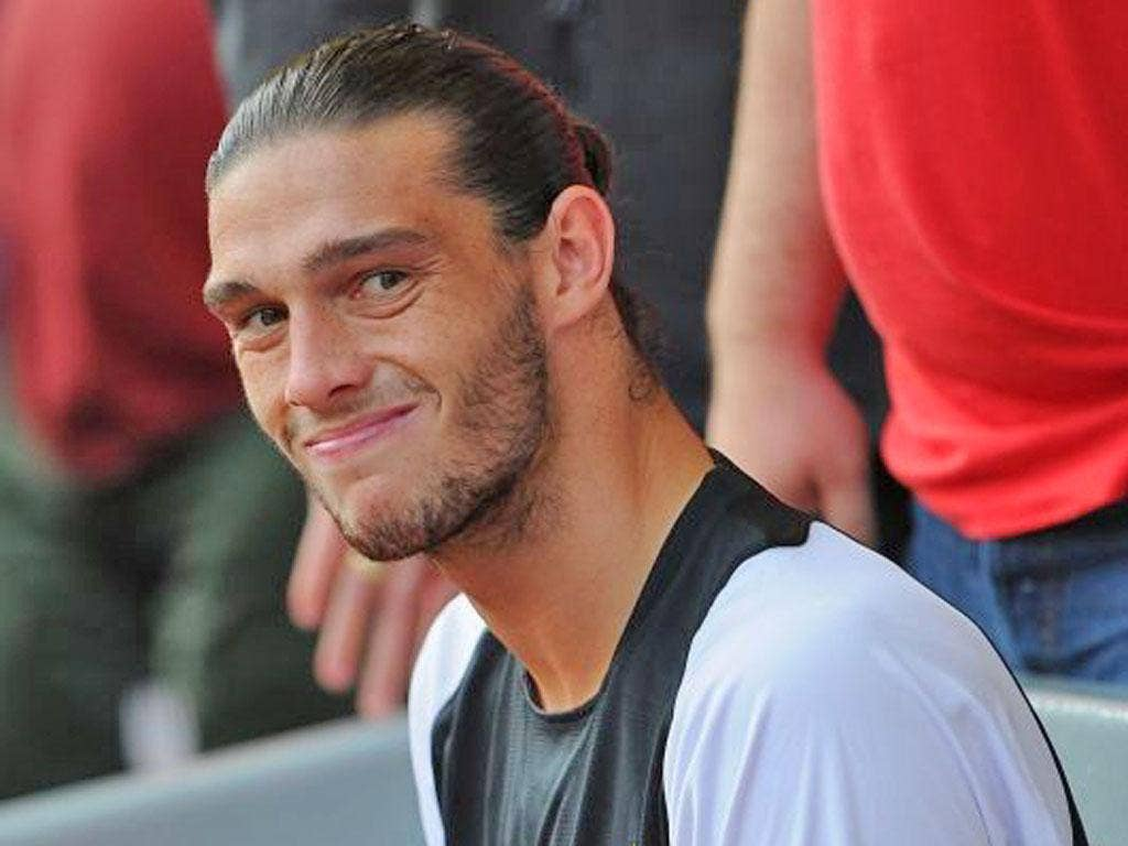 Andy Carroll: Wanted a move to Newcastle but instead heads to Allardyce and the Hammers