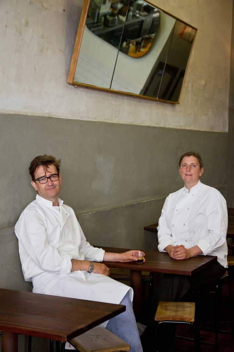 Sam and Sam Clark are joint chef-owners of Moro restaurant and Morito tapas bar in Exmouth Market, London