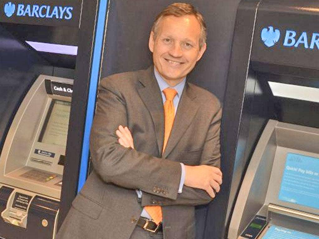 Antony Jenkins: Age: 51; Salary: £1.1m a year but could reach £8.6m with annual bonus, long-term share incentives, pension; Current job: Chief executive Barclays; Career: Retail banking after brief attempt at money broking; Family: Married, two children