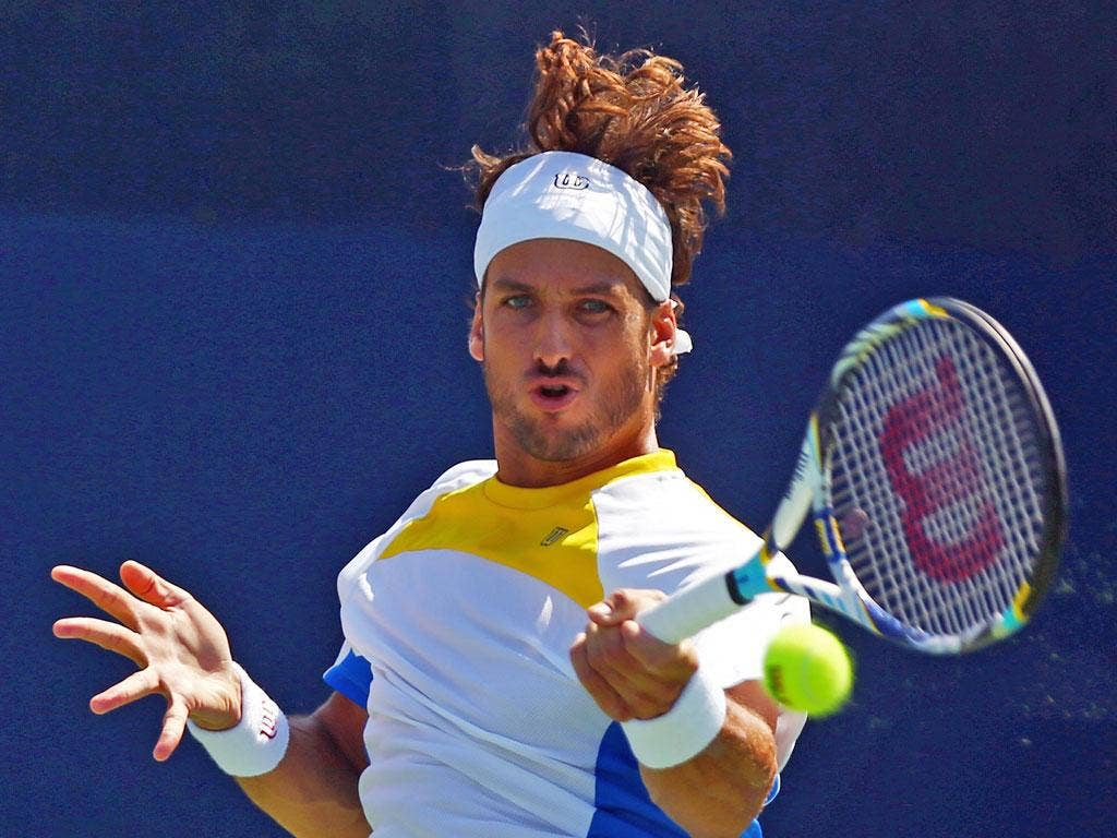 Feliciano Lopez: The Spanish left-hander has yet to beat Andy Murray in six meetings
