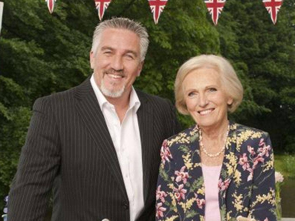 Bake Off, featuring judges Mary Berry and Paul Hollywood, showed the fridge more than 37 times