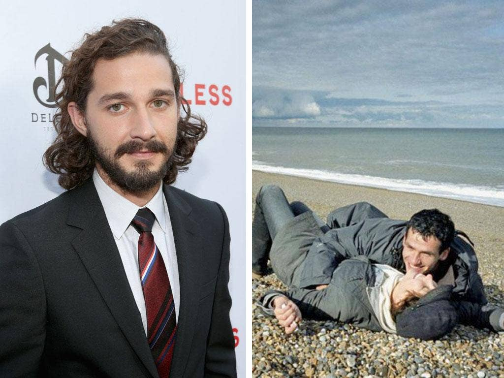 The really wild shows: Shia LaBeouf (left) and '9 Songs' (right)