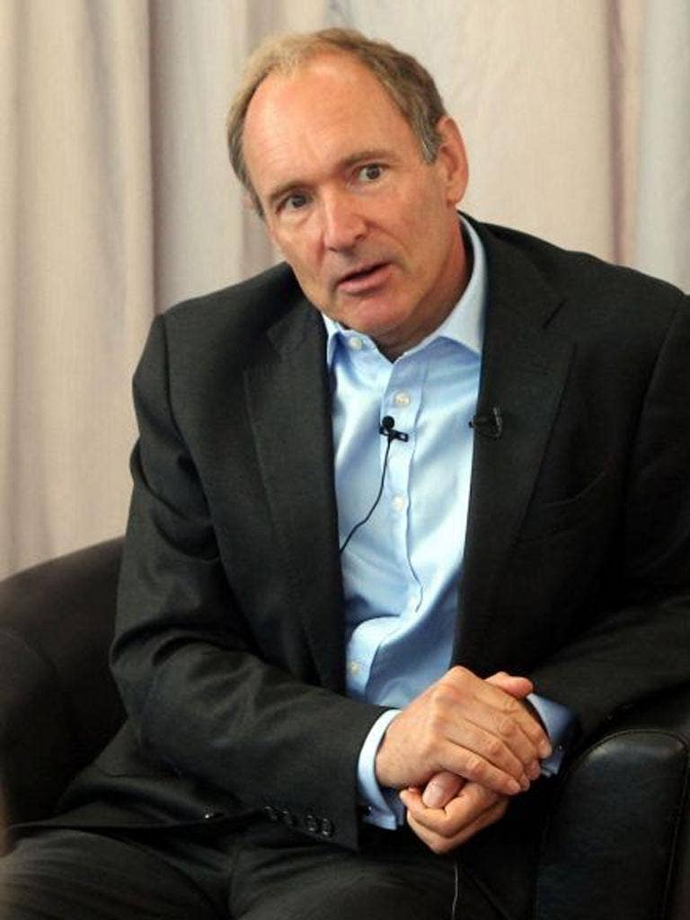 Sir Tim Berners-Lee, who launched the web on Christmas Day 1990, said the only way the internet could only ever be entirely shut down is if governments all over the world co-ordinated to make it a centralised system