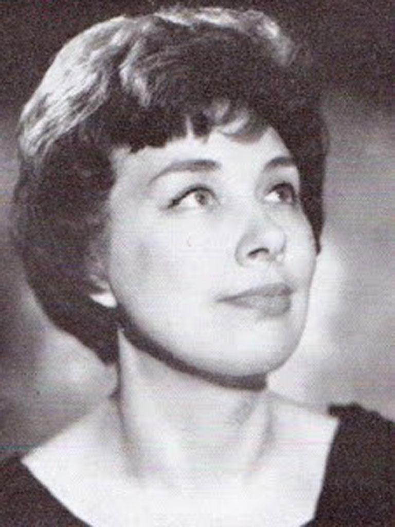 Jean Maria Allister, contralto and teacher
