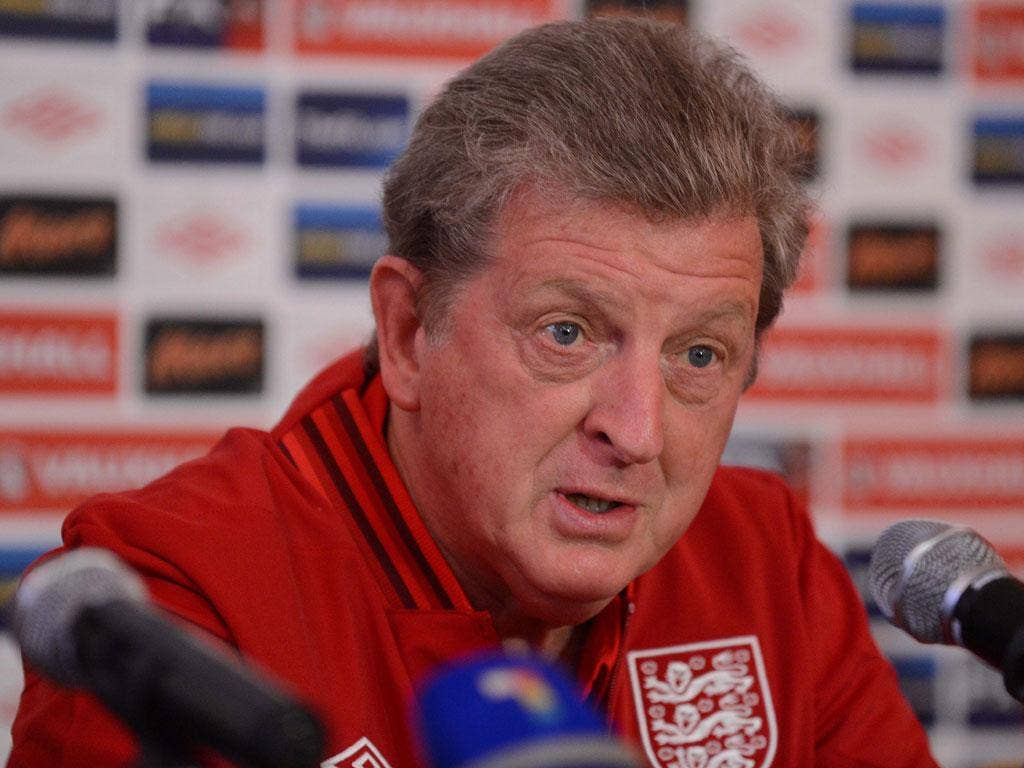 Roy Hodgson: At lots of World Cups, people of 35, 36 have made an impact