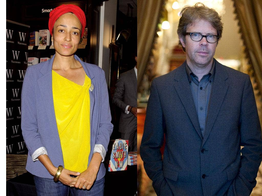 Writer Zadie Smith said this week that she used software that blocks the internet. Meanwhile, Jonathan Franzen physically blocks his internet access
