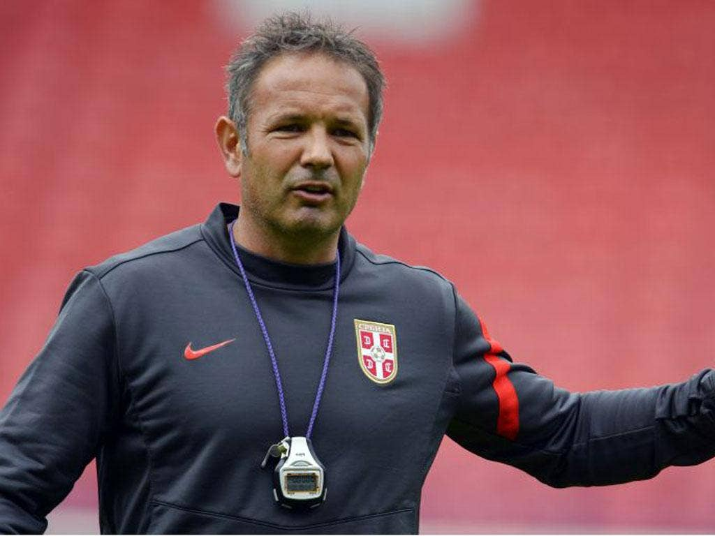 Sinisa Mihajlovic has told Scots fans that their side can qualify