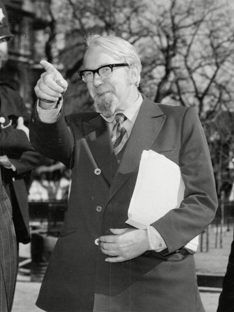 Wellbeloved: 'the least toadlike politician in Westminster'