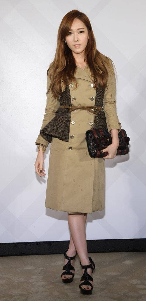 Driven by its popularity in some of the world's top shopping cities and soaring demand from emerging markets, Burberry has previously shrugged off the economic downturn with stellar sales