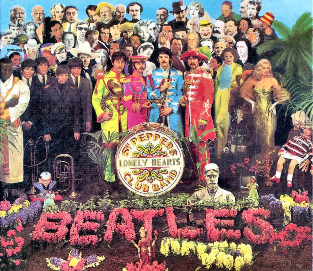 """<p><strong>Brian Wilson</strong></p> <p>""""'Sgt Pepper's Lonely Hearts Club Band' from the Beatles' album – to this day I am still very jealous of the Beatles and the whole Sgt Pepper album. When I wrote the songs"""