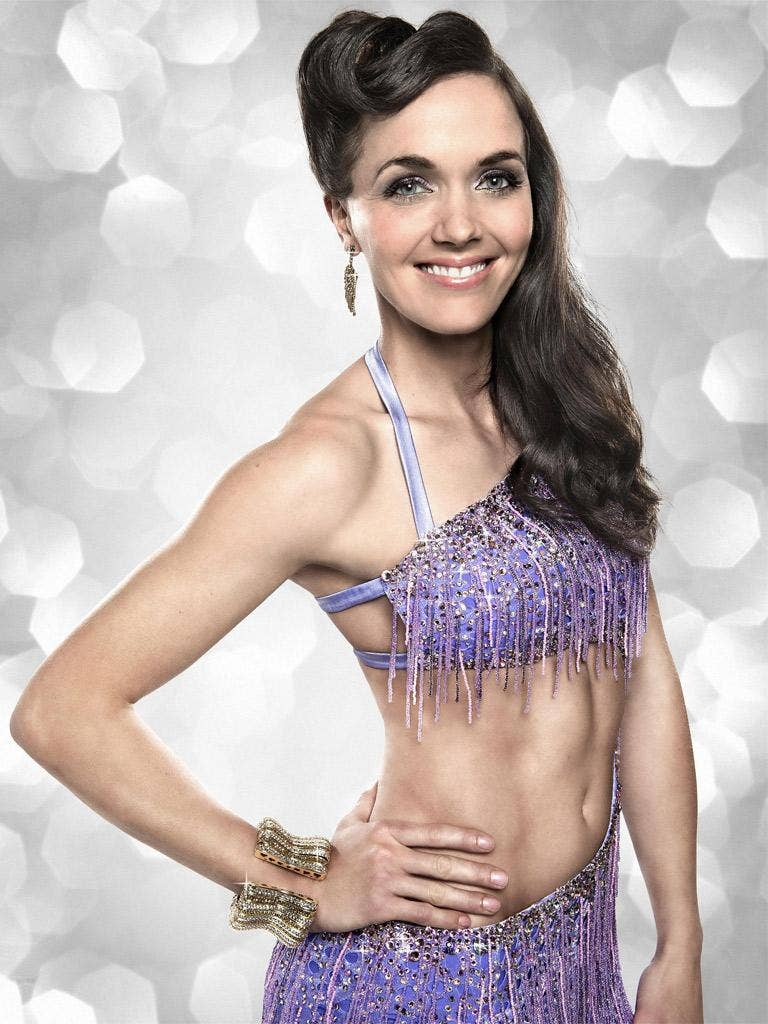 Victoria Pendleton has signed up for 'Strictly Come Dancing'