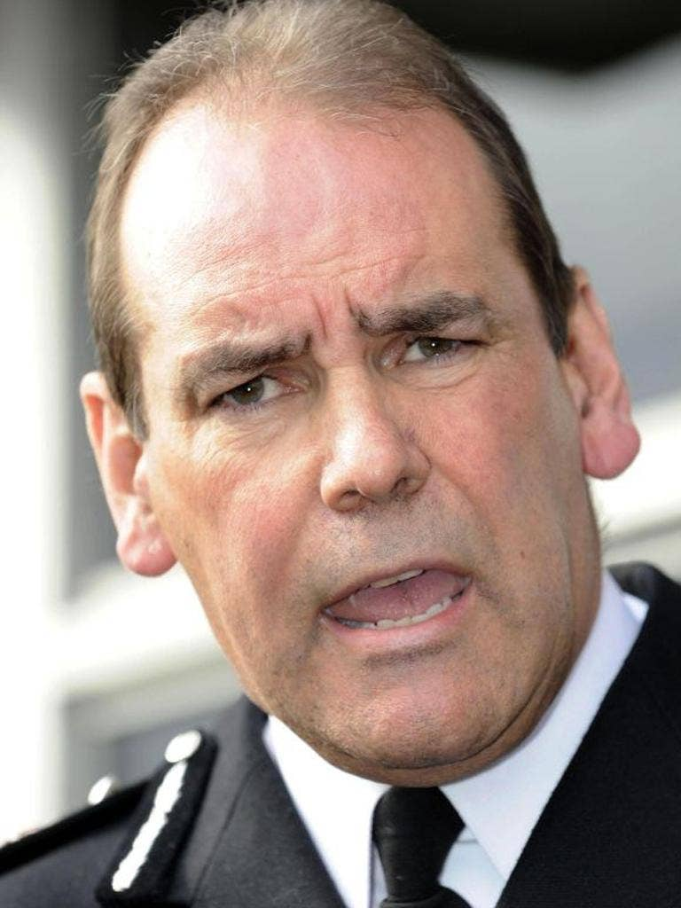 Sir Norman, the current Chief Constable of West Yorkshire, has faced calls to quit following the publication of an independent report into the tragedy in which 96 Liverpool fans were killed