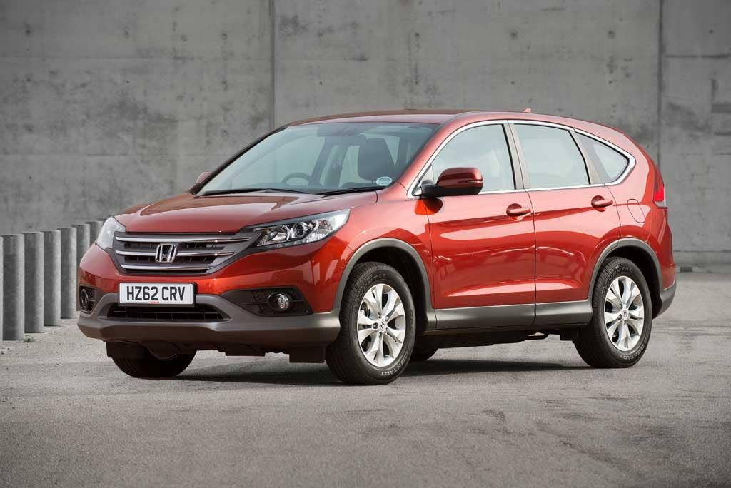 The Honda CR-V is an intelligent alternative to its German rivals
