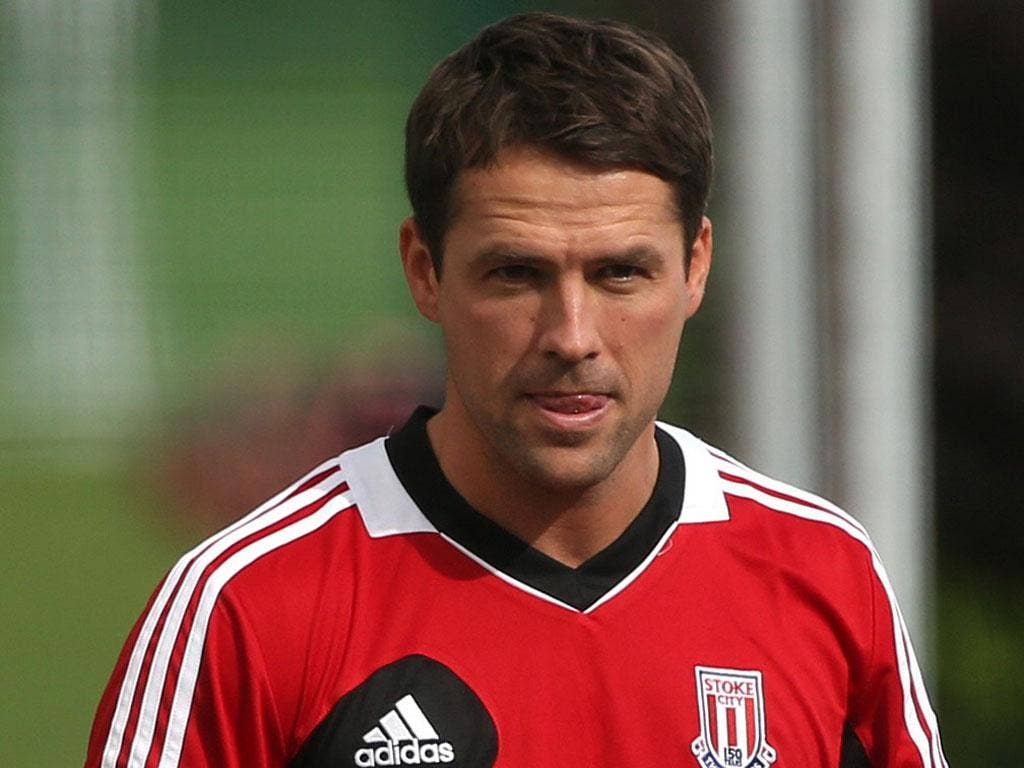 Michael Owen Last appeared in a Premier League game 354 days ago, against Stoke